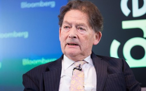 Lord Lawson calls for 'clean Brexit' in which Britain quits single market and customs union