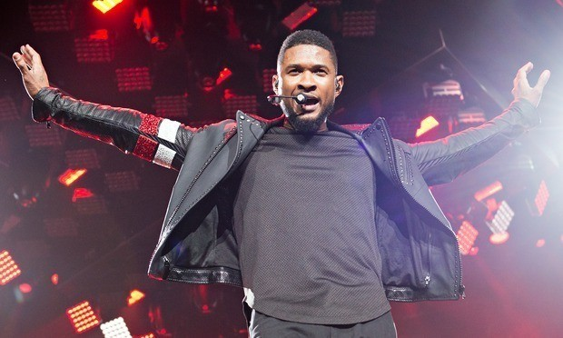 Usher and Nas target police brutality with powerful interactive video