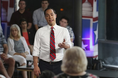 2020 candidate Castro targets affordability in housing plan