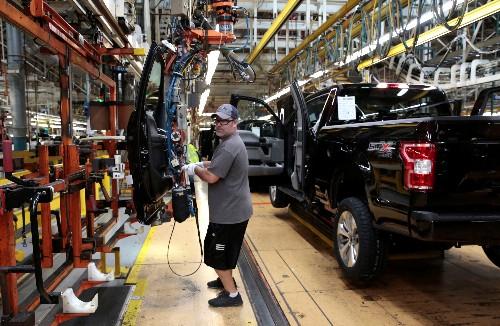 """US-Autoindustrie warnt vor Import-Zöllen - """"alarmiert und bestürzt"""""""