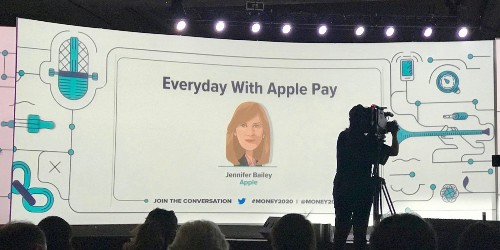 Jennifer Bailey delivers Apple Pay update: 20 markets, 4000 issuers, Cash coming soon