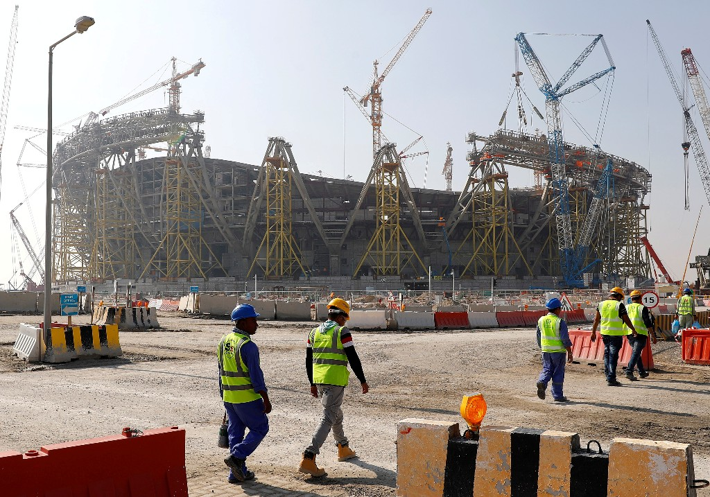 Qatar denies U.S allegations of World Cup bribes