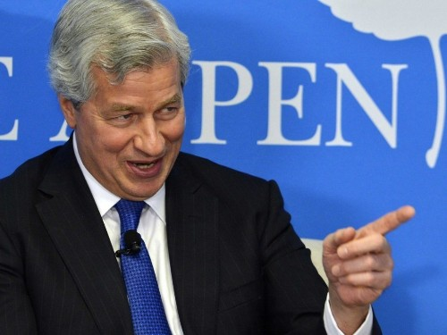 One Call From Jamie Dimon Stopped The DOJ From Pressing Criminal Charges Against Bankers For The Financial Crisis