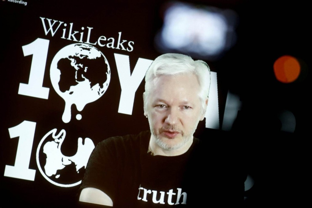 Julian Assange: WikiLeaks has the same mission as The Post and the Times