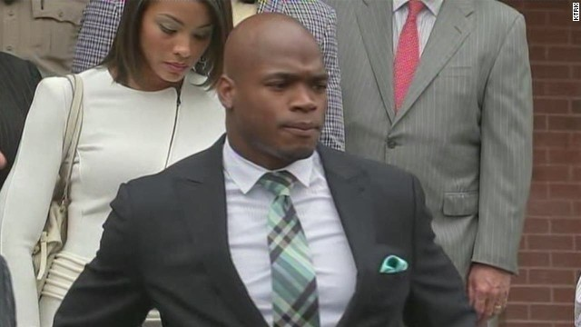Adrian Peterson pleads no contest in whipping
