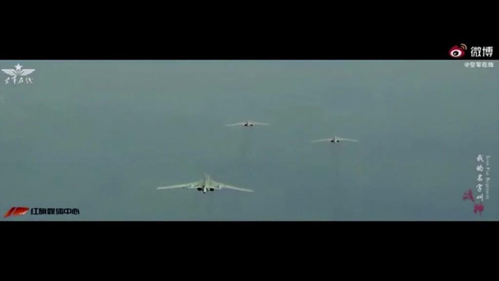 China video may simulated attack on U.S. base