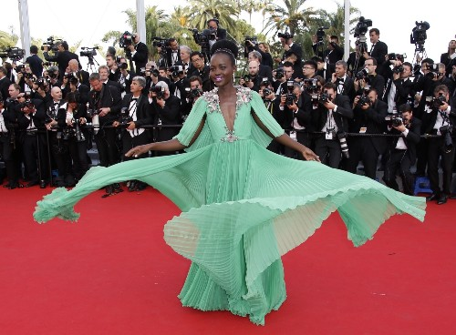 THE SHOT: Voila! On the Cannes Red Carpet