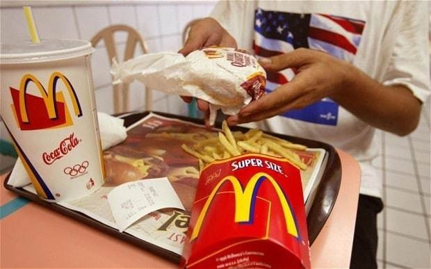 McDonald's gets a conscience? Giant pledges to stop deforestation