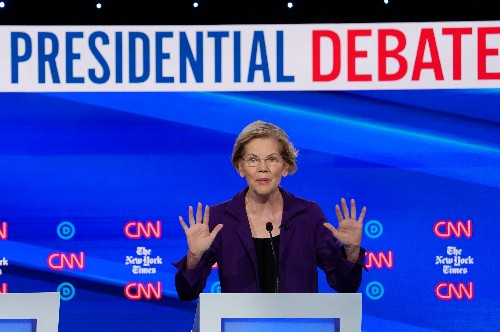 Factbox: The policies fueling liberal Senator Warren's presidential campaign