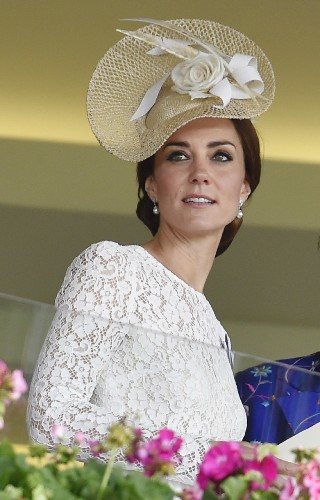 Royalty at Royal Ascot: Pictures