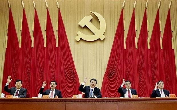 Chinese economy set to miss growth target for first time since Asian financial crisis
