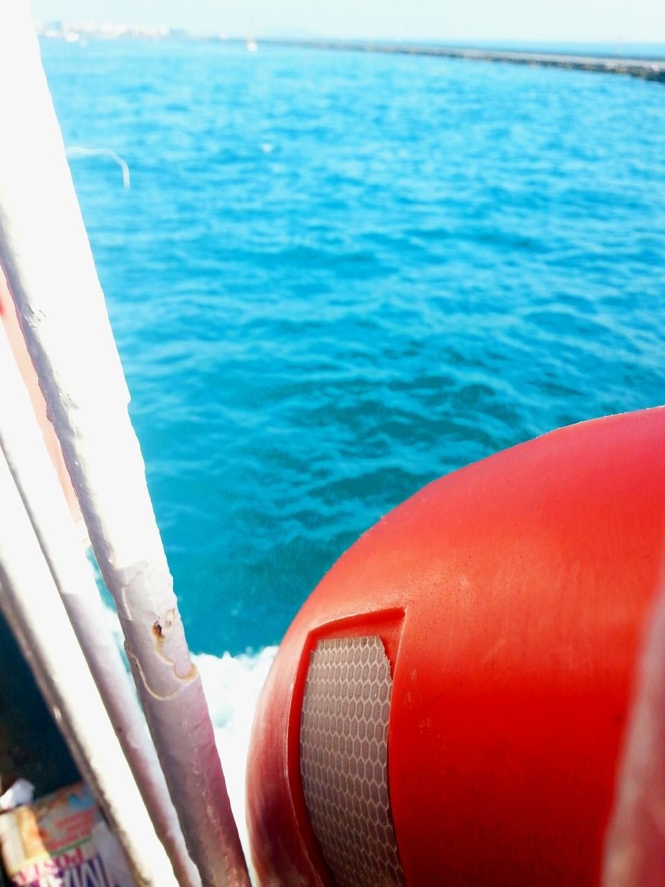 Gemi ile yolculuk = HUZUR