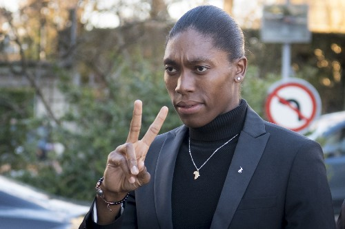 Semenya arrives for landmark case at Swiss sports tribunal