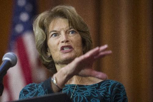 Alaska senator says she's likely to back Trump disapproval