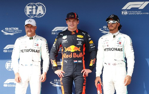 Motor racing: Young gun Verstappen lays to rest the old pole question