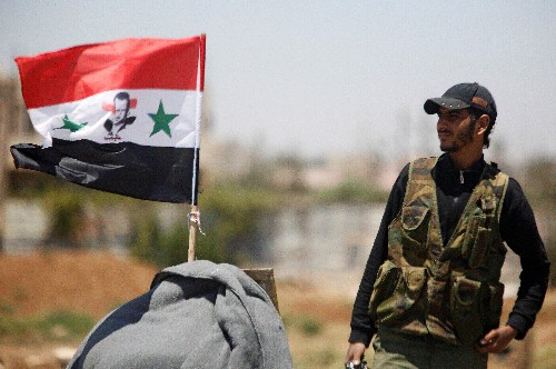 Syrians detained, killed in southern cradle of revolt: U.N