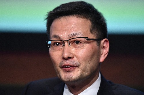 Deputy central bank governor warns of heightening risk to Bank of Japan's economic forecast