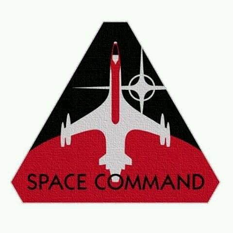 Space Command - Magazine cover
