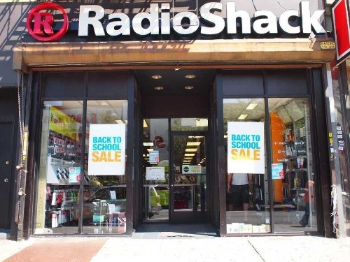 You have less than a week to use your RadioShack gift card