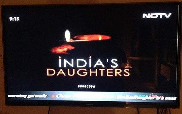 India rape row: channel protests documentary ban with blank screen as 22 arrested over lynching