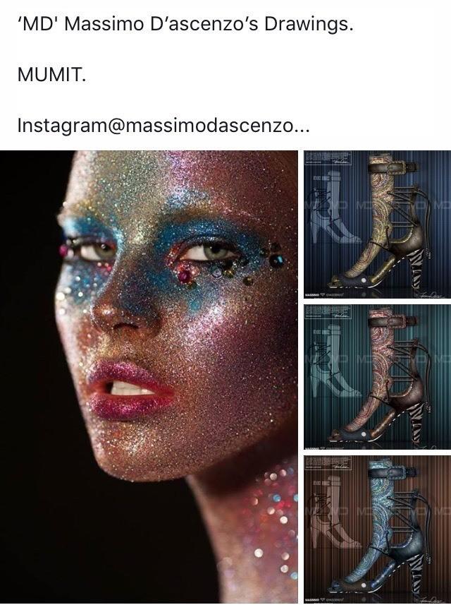 'MD' Massimo D'ascenzo Beautiful Designs. MUMIT FOOTWEAR BY Massimo D'ascenzo. 'MUMIT' Instagram@massimodascenzo www.massimod.com #luxury#jewellery#handbags#love#fashionAddict. Massimo-Dascenzo-Luxury-Jewellery-Handbags/485052561622939?ref=hlj