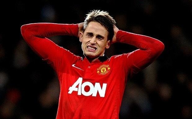 Adnan Januzaj move to Paris Saint Germain blocked by Manchester United manager Louis van Gaal