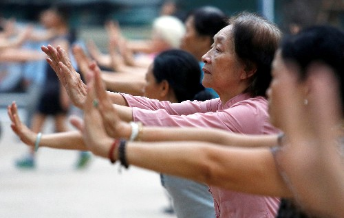 To lower blood pressure, exercise may be as good as medication