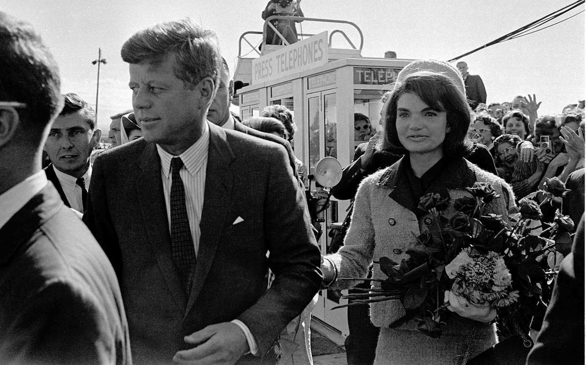 The Week in Review: The 50th Anniversary of the JFK Assassination