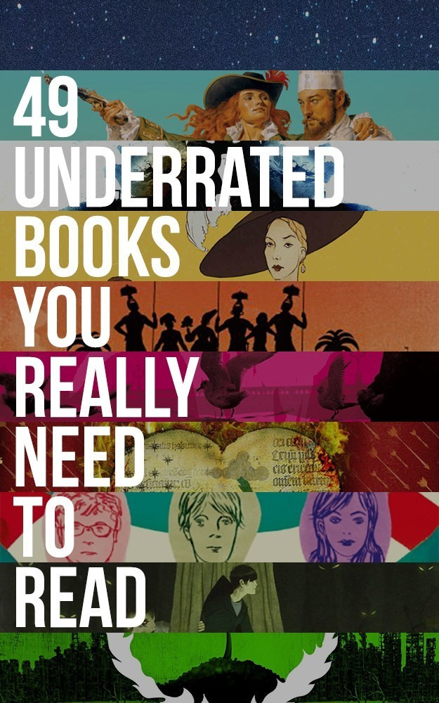 49 Underrated Books You Really Need To Read