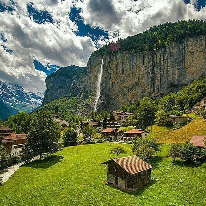 El paisaje mas hermoso