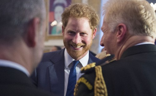 Prince Harry Visits Washington: Pictures