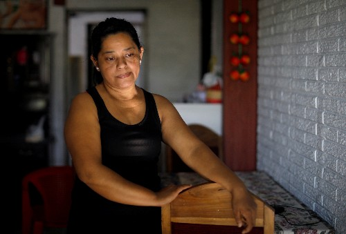 'I told him not to' go, mother of drowned Salvadoran migrant laments