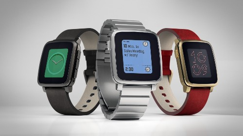 Pebble Reveals Pebble Time Steel And A Smartstrap System Open To Hardware Developers