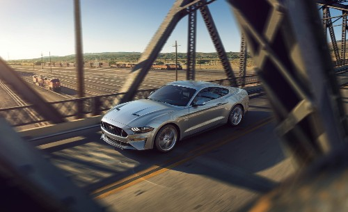 2018 Ford Mustang Photo Gallery