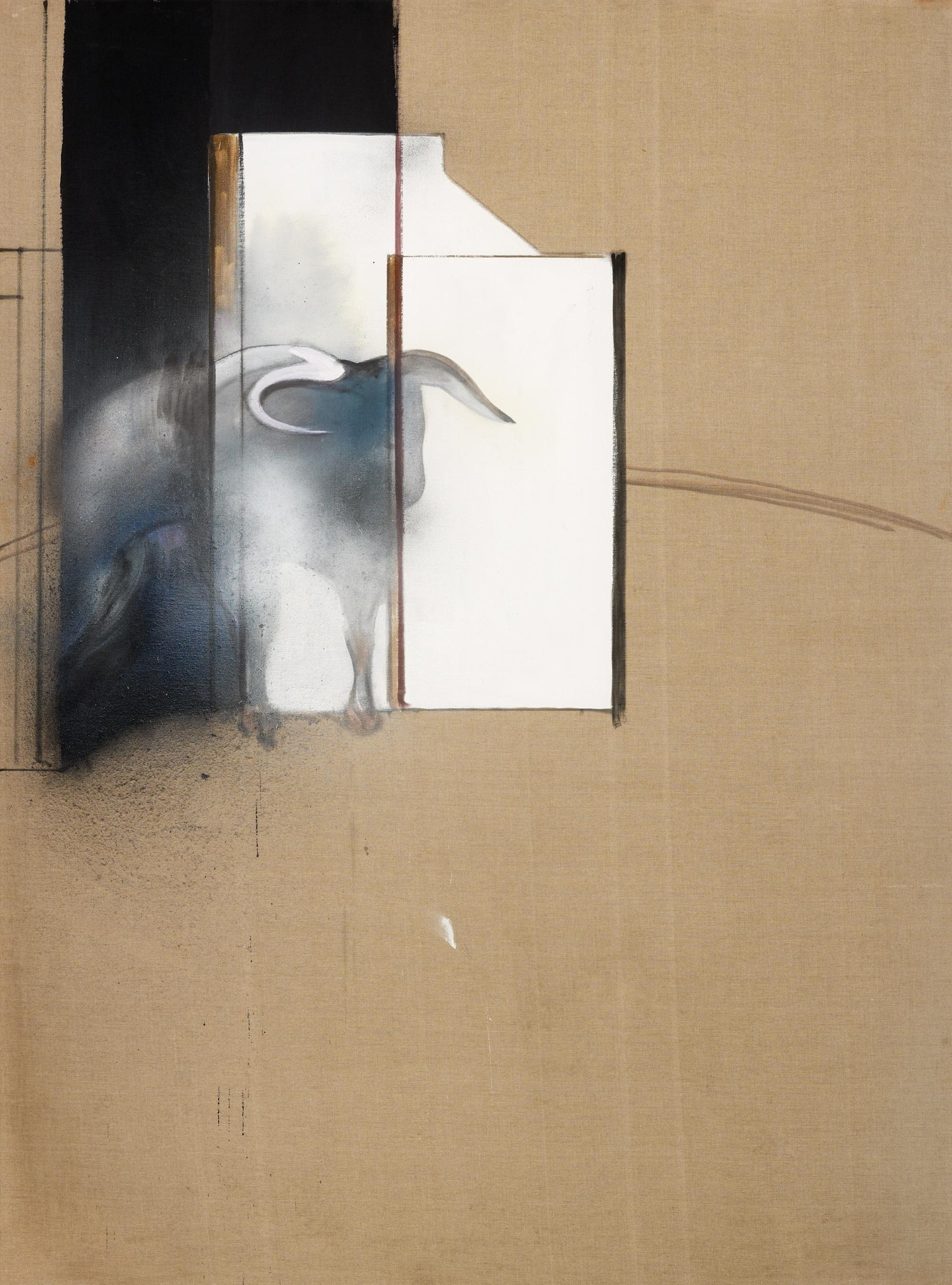 Francis Bacon: final painting found in 'very private' collection