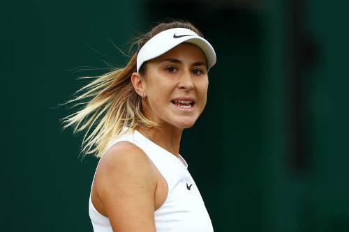 WTA roundup: Bencic advances to Moscow semifinals