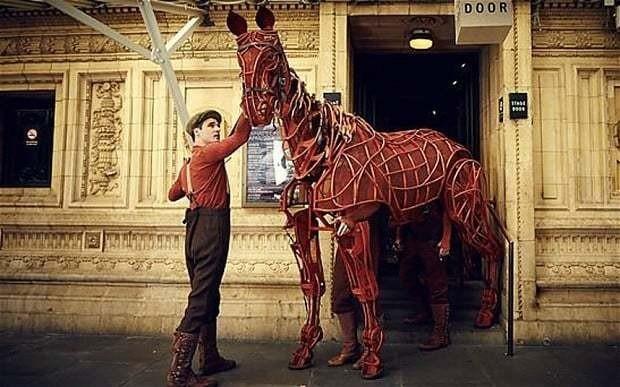 BBC Proms War Horse review: 'movingly elegiac'