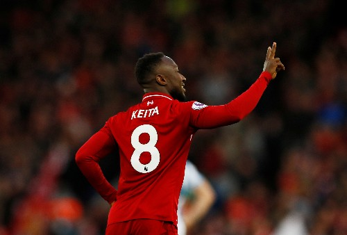 Soccer: Injured Liverpool star in line for Cup of Nations return