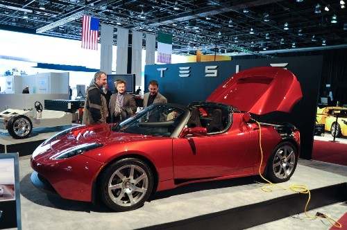 Tesla Announces The Roadster 3.0 With A 400 Mile Range