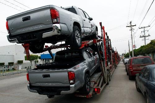 La industria automovilística evalúa los costes de los aranceles de Trump sobre los bienes mexicanos