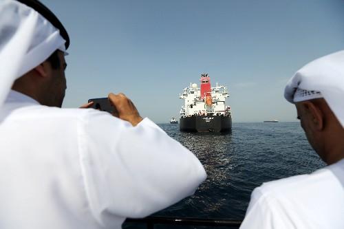 GCC countries begin enhanced maritime security patrols: U.S. Fifth Fleet