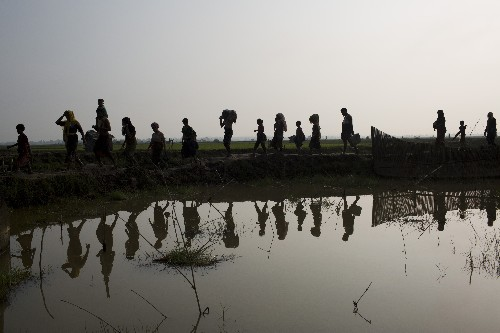 Myanmar accused at UN court of genocide against Rohingya