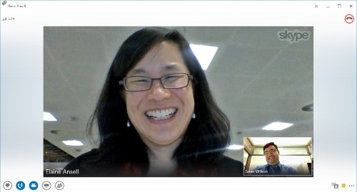 Microsoft Rolls Out Support For Video Calling Between Skype And Lync Users