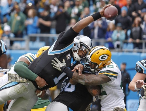 NFL Week 9 in Pictures