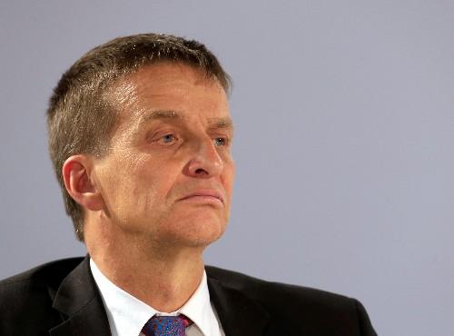 ECB's Hansson says had not considered succeeding Draghi: Sueddeutsche