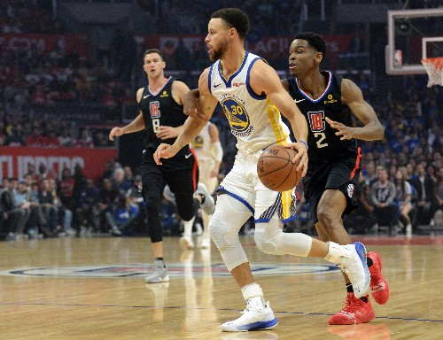 Warriors dispatch Clippers for 3-1 series lead