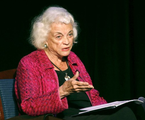 Sandra Day O'Connor announces likely Alzheimer's diagnosis