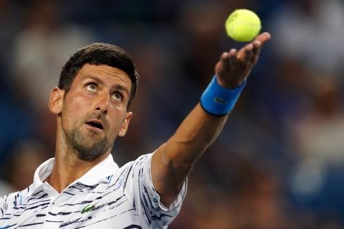 Djokovic unfazed by foot blisters ahead of U.S. Open