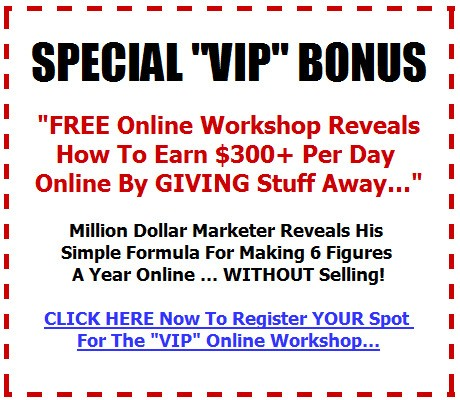 "#Freeonlinetraining #Freewebinar Register for a this FREE ONLINE TRAINING That will Reveal ""How to Make $328 Per Day Online By Giving Stuff Away! www.simeonnava.com/howtomake300perday"