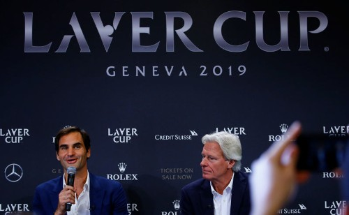 Tennis: Laver Cup becomes official ATP event